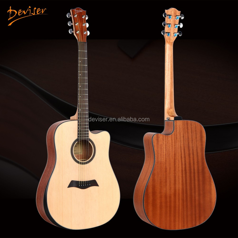 Cheapest China Guitar With High Quality For Acoustic Guitar And Musical  Instruments Guitar - Buy Acoustic Guitar,Cool Guitars For Sale,41 Inch High