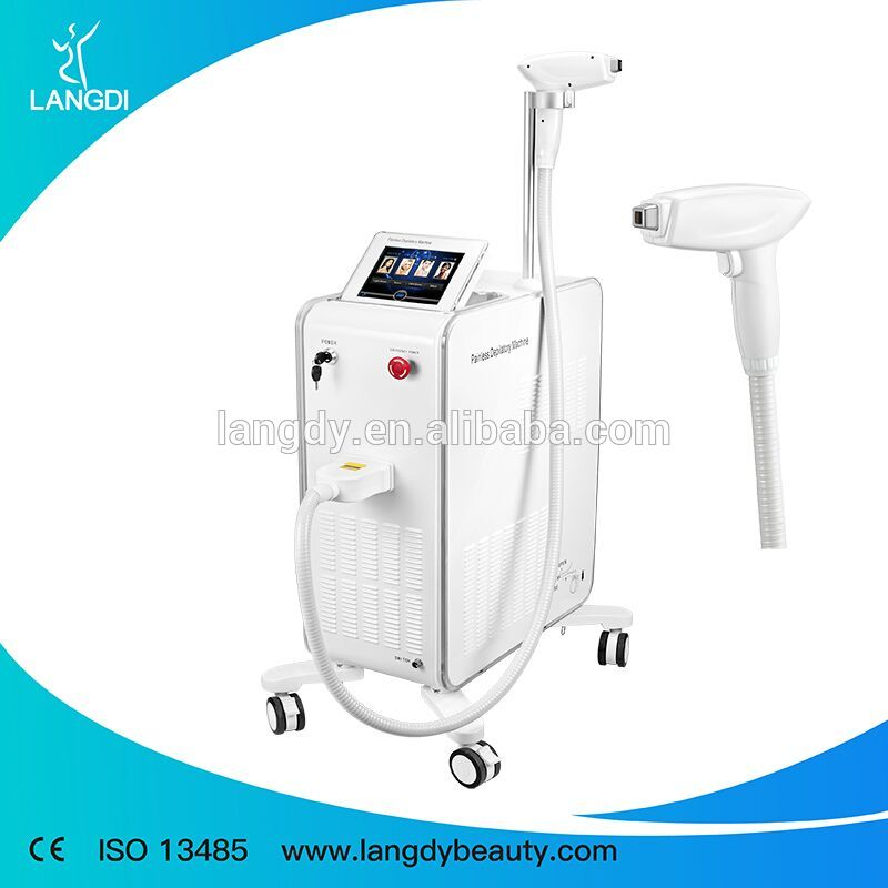 Exquisite Technical diode laser hair removal equipment made in China