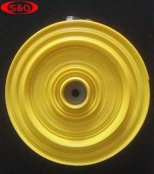 Custom AGA PVC protection magnetic warning underground caution tape
