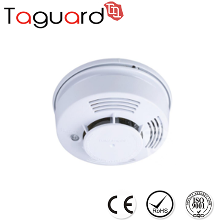 advanced technology decorative smoke detectors wired detector tester optical