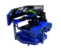 IAAPA Fair product Galaxy phantom New product amazing VR Racing game exciting car racing