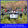 Top selling pesticide spraying helicopter , agiculture drone/uav for fruit tree spraying