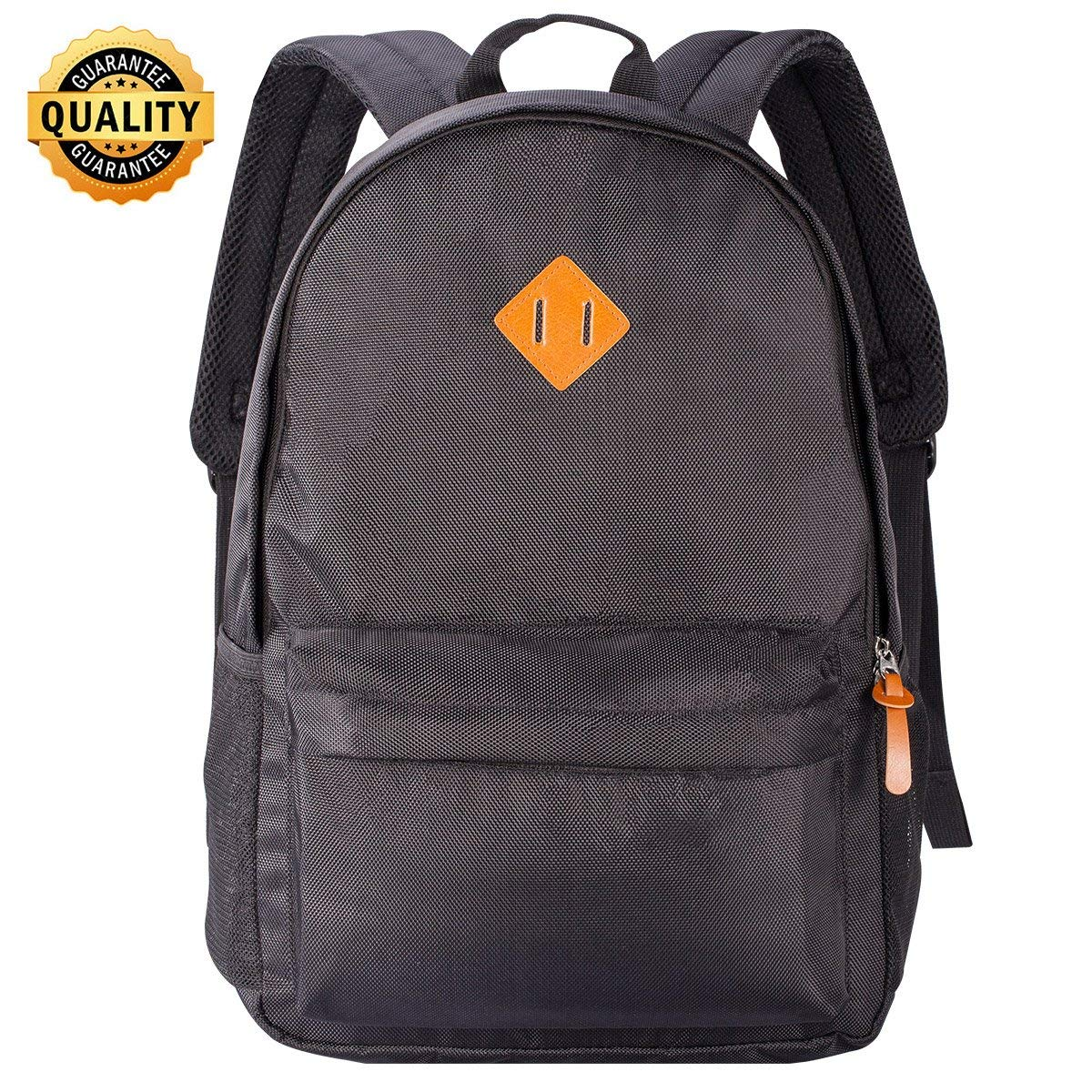 59d6ab1b01 Get Quotations · Wot i Bookbags School Backpack Backpack for School Bookbags  for Men Fits 14