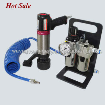 1000nm Adjule Pneumatic Torque Wrench Compressed Air Gun