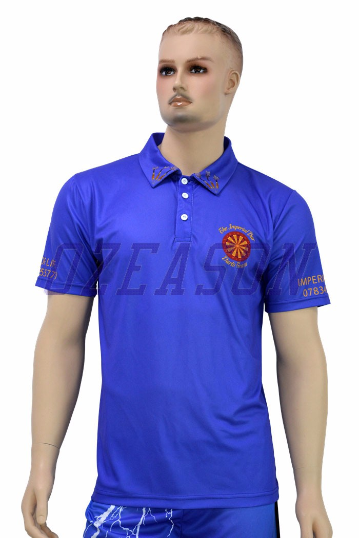 Design your own 100 polyester cheap men women polo sports for Design your own polo shirts