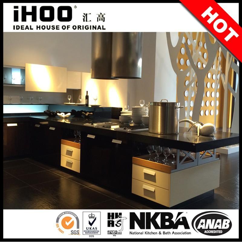 modelos de cocinas modulares de madera en la cocina china gabinetes ...
