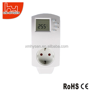 Digital Oil filled radiator electric heater EU socket thermostat