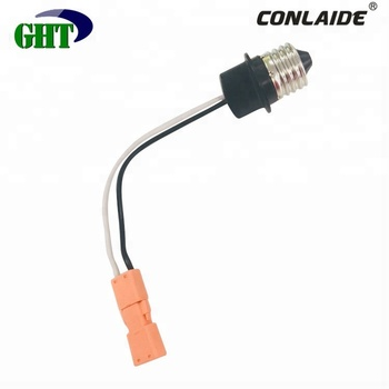 E26 Lamp Socket Adapter For 2 Pole Plug