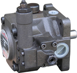 HVP Medium Pressure Hydraulic Oil Pump with Parallel Key