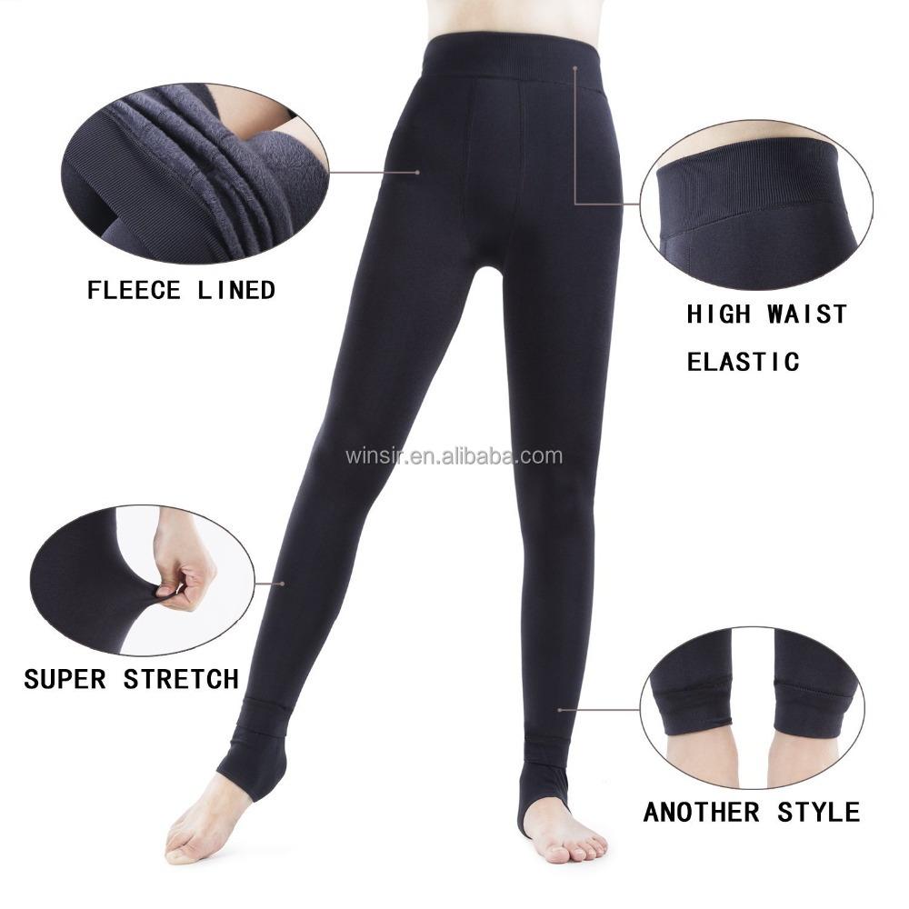 134d8f4b5d4241 Wholesale Fleece Lined Leggings, Suppliers & Manufacturers - Alibaba