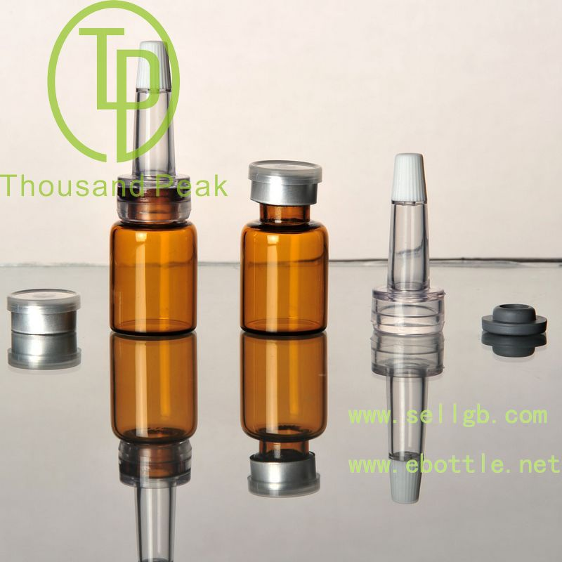 high quality factory manufacture plastic airless cosmetic serum bottle