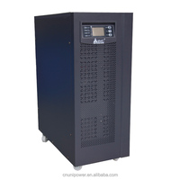 15KVA Online High Frequency Pure Sine Wave 0 Transfer Time Generator Compatible UPS