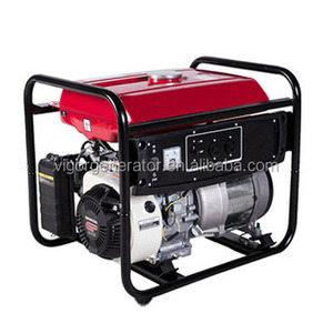 Manufacturer High Quality Electric Start Mini Gasoline 3000 Watts Energy Generator for Camping