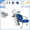 Washing hair chairs beauty salon equipments shampoo chairs with bowl