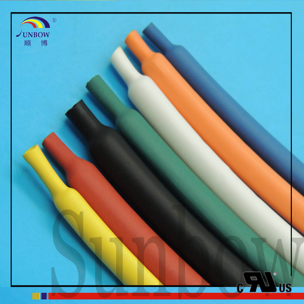 Antidusting Waterproof Flexible Heat Shrinking Tube for 3 Foot Micro USB Electrical Cables