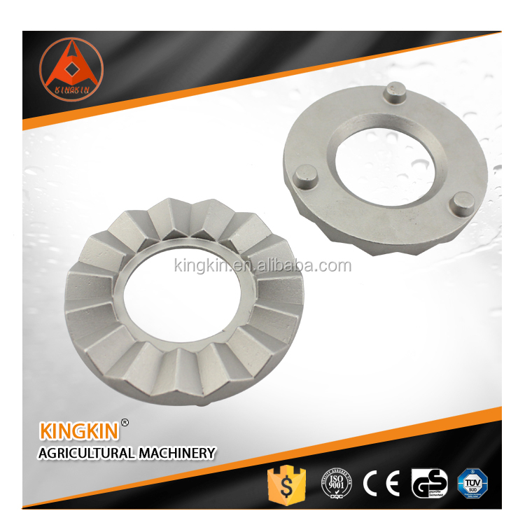 Slip clutch ratchet plate,track parts forging