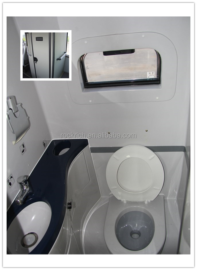 With Washroom 10m China Manufacturer Coach 45 Seats Luxury