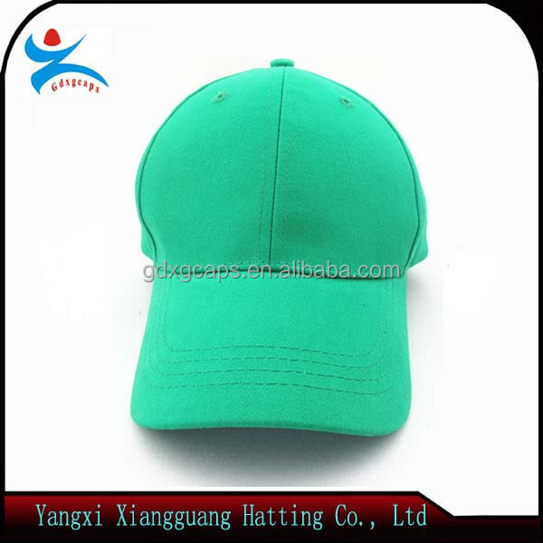 Alibaba Wholesale Blank Green Trucker Hat Custom Trucker Cap Sport Cap