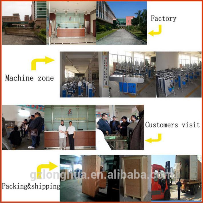 China Guangzhou Supplier Sale Metal Presses Glass Water Bottl Foil ...