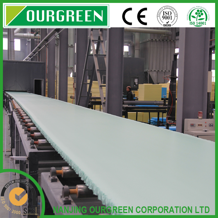 Ready stock XPS 100mm foam board extruded polystyrene insulation board