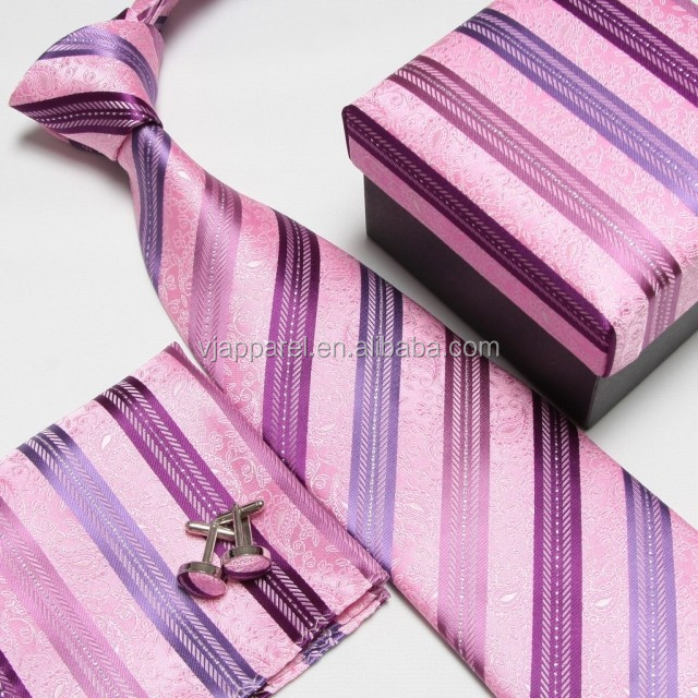 new products Italian silk christmas tie sets