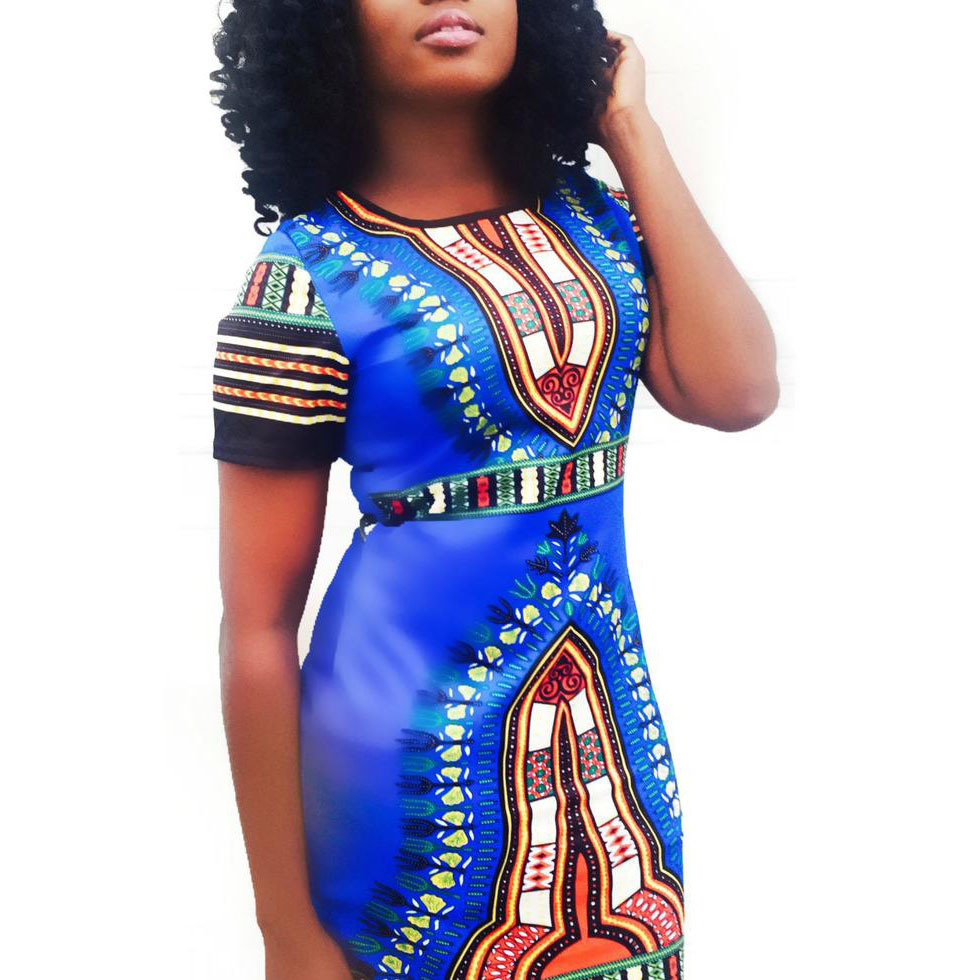a7e96930c6a China African Printed Dress