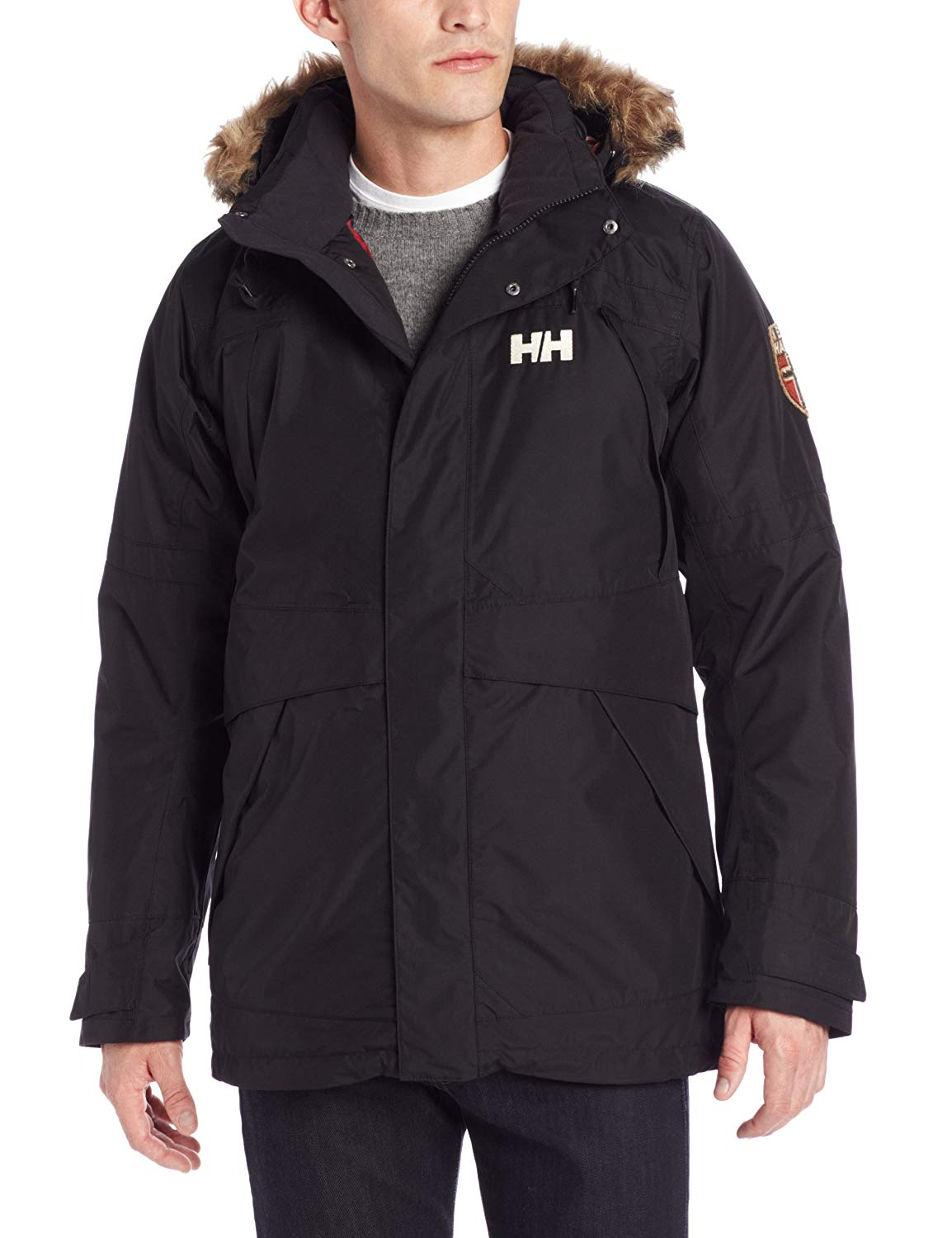 Helly Hansen Men's Coastal Parka Coat