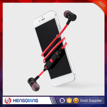 High Quality In-ear Stereo Mini Wired Sports Bluetooth Earphone For Moblie Phone For Iphone,Ipod,Ipad,Htc,Mp3,Mp4