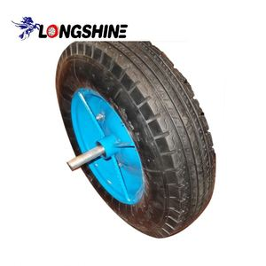 13*3 solid wheelbarrow wheels