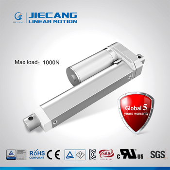Jiecang JC35W Compact size Industrial agriculture machines ventilation systems linear actuator