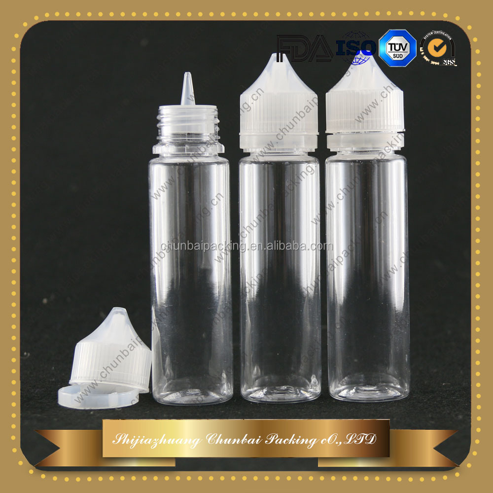 trade ensure 60ml pen bottles plastic unicorn bottle pet bottle 60ml unicorn for e juice