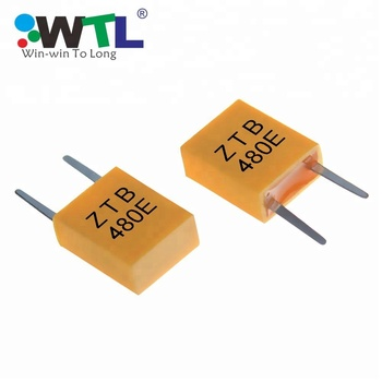 WTL DIP 5.1x6.3x2.3mm ZTB Ceramic Resonator 1.2MHz 1200KHz