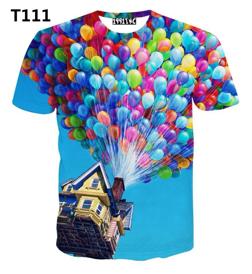 Custom full sublimation digital printing t shirts Custom t shirt digital printing