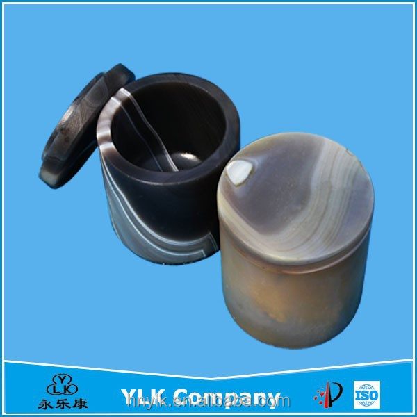 Good Quality Agate Jar For Ball Mill,Lab Grinding Mill Natural ...