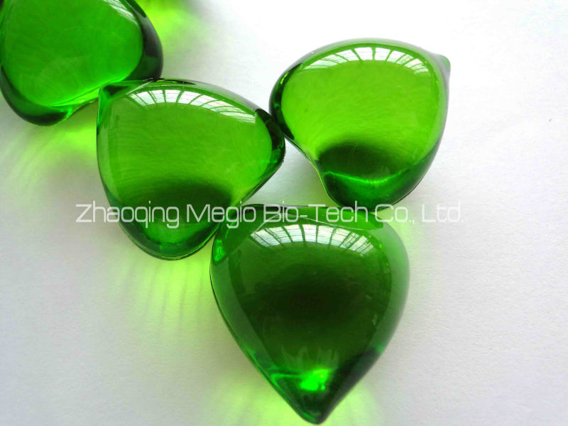 Bath promotional gift oil beads Heart Shape