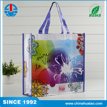 Fugang Fashion Decorative Reusable Clothing Packing Carrying Shopping Bags