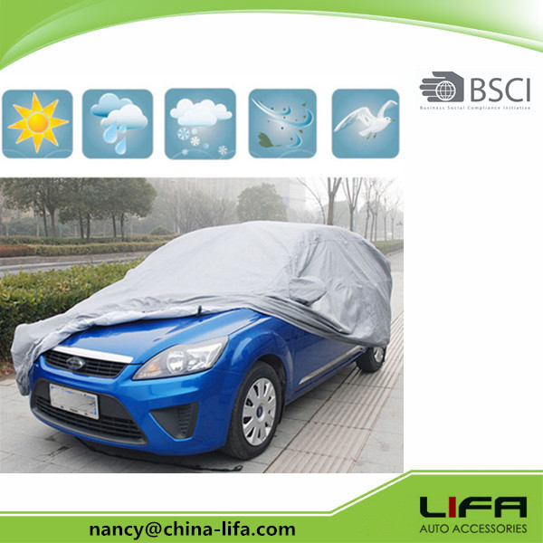Hergestellt in China Hot Universal Car Cover Exported to Worldwide