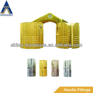 Small 4mm 5mm mini brass concealed hinge Barrel Concealed invisible 8mm 10mm 12mm 14mm full brass hinge