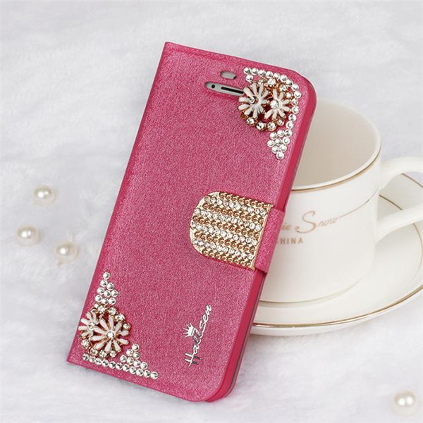 Promotional price leather filp mobile phone case for samsung galaxy s5 shenzhen