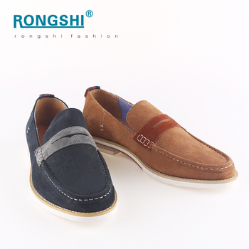 Office Sexy Mens Casual Dress Flat Sole Shoes Leather Shoe Blue