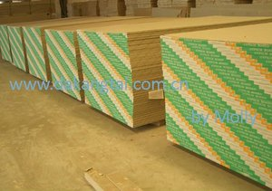soundproof drywall gypsum board / plasterboard