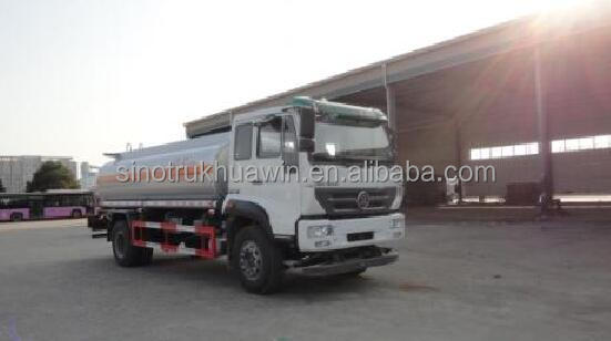 New Conditions 95hp 4*2 8-10CBM Fuel Truck for sale