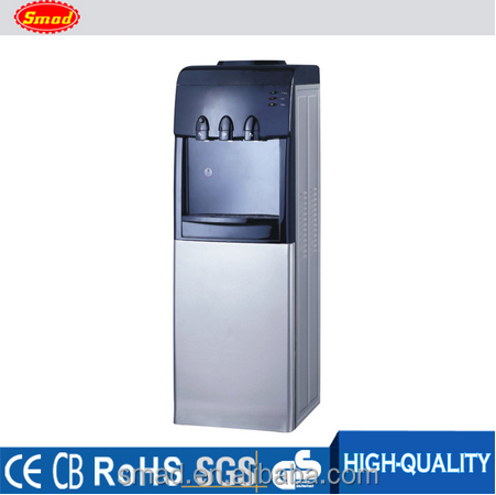 national hot and cold water dispenser with refrigerator