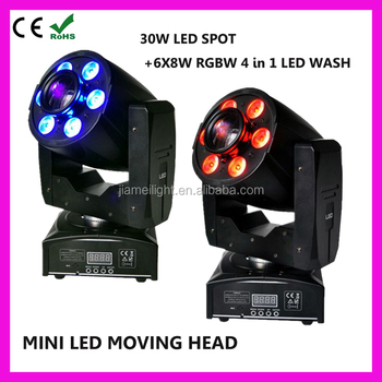 mini laser stage lighting price 6x8w 4in1 wash+30w spot mini moving head for KTV  sc 1 st  Alibaba : laser stage lighting - azcodes.com