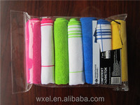 ultra fine microfiber absorbent cheap soft cleaning cloth