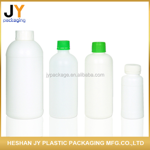 Large size packaging 1000ml 500ml HDPE milk bottles liquid bottle plastic bottle hdpe