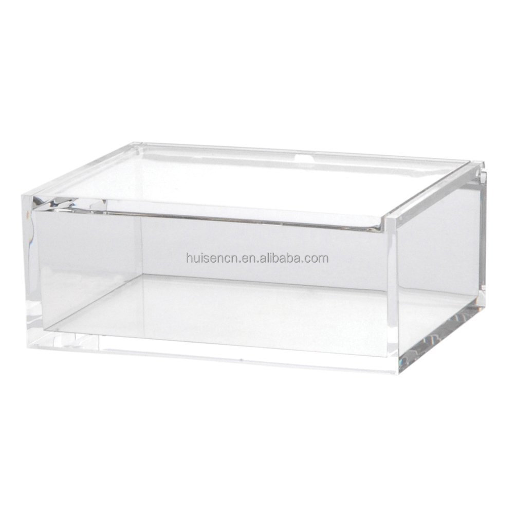 Acrylic Shoe Box Acrylic Box