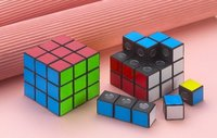 Magnetic Rubic Cube