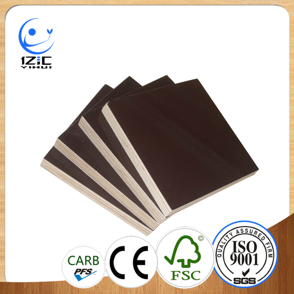 construction material form 18mm finger joint plywood / film faced plywood