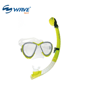 Dry Top Mask And Snorkel Set Children Scuba Gear Junior Diving Equipment